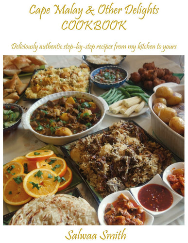 Cape Malay & Other Delights Cookbook