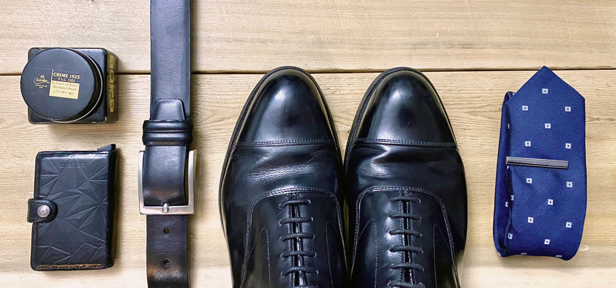 How to: Match Your Leather Belts and Dress Shoes