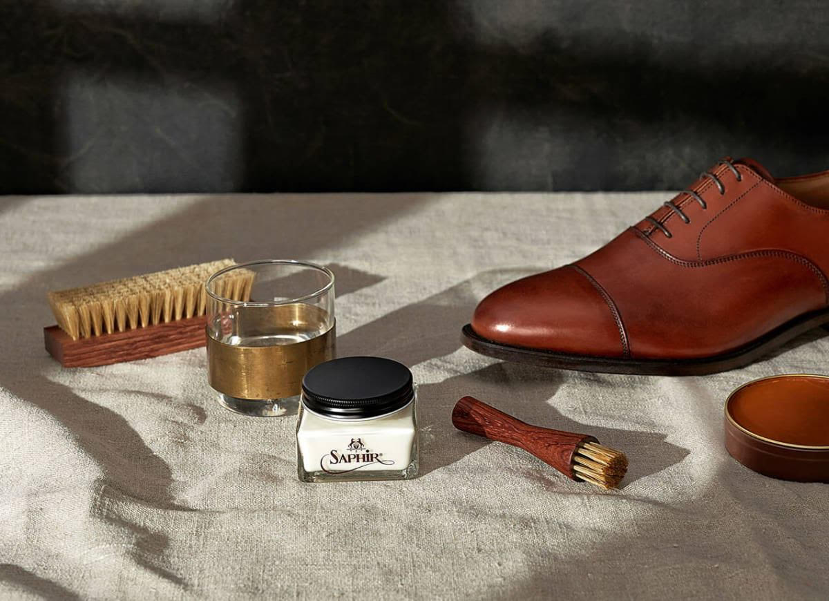 Why Saphir Renovateur Needs to be in your Leather Shoe Care Regimen