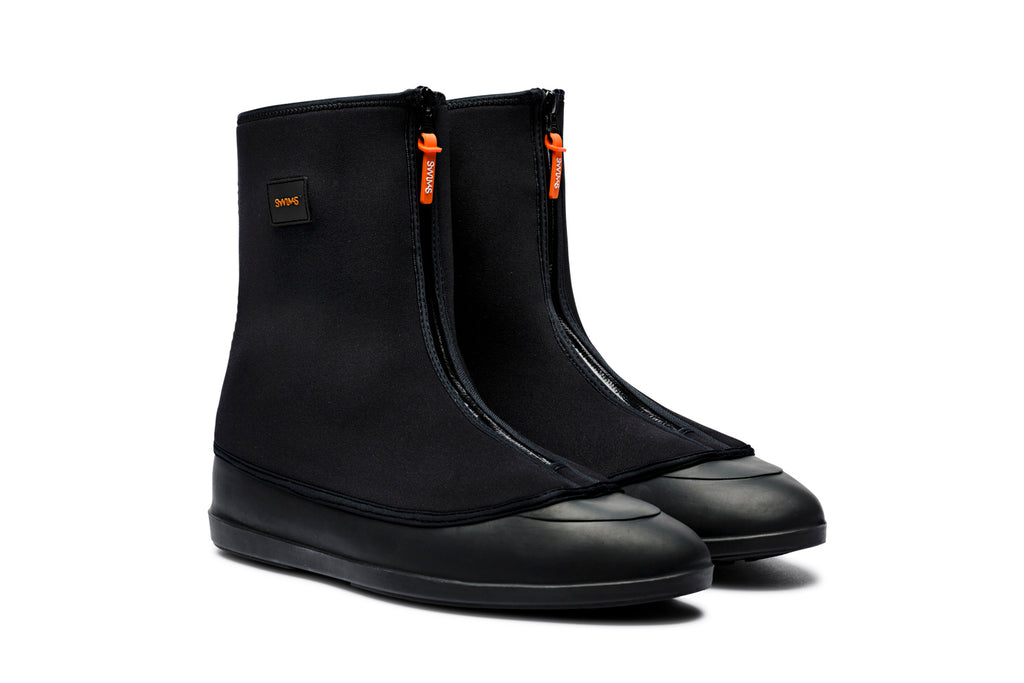 Boot Overshoe - Black