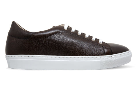 Low-Top Sneaker - Espresso