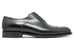 Men's Beaverbrook Oxford Black Canadian Dress Shoe factory second