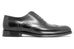 York Oxford Black Leather Dress Shoe
