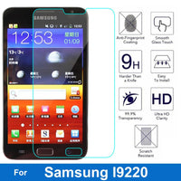 0.26mm Screen Protector Safety Protective Nano-coated Tempered Glass - BLUENYLEDIRECT