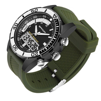 Watch Silicone Strap Swimming Diving Sport Watch - BLUENYLEDIRECT