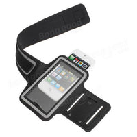 Nylon Sport Gym Running Style A Armband Case Cover For iPhone 5 5S - BLUENYLEDIRECT