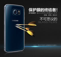 Tempered Glass Back Cover Screen Protector Film For Samsung Galaxy S6 G9200 back glass - BLUENYLEDIRECT