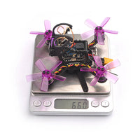 Anniversary Special Edition Eachine Lizard95 95mm F3 5.8G FPV Racer BNF 4 in 1 10A ESC OSD 3S - BLUENYLEDIRECT