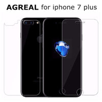 2PCS= Front + Back Screen Protector  Tempered Glass for iphone - BLUENYLEDIRECT