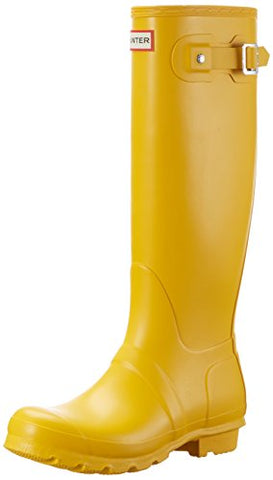Hunter Women's Original Tall Rain Boot - BLUENYLEDIRECT