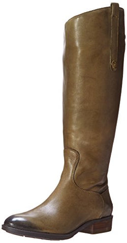 Sam Edelman Women's Penny 2 Wide-Shaft Riding Boot - BLUENYLEDIRECT