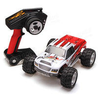 WLtoys A979B 4WD 1/18 Monster Truck RC Car 70km/h - BLUENYLEDIRECT