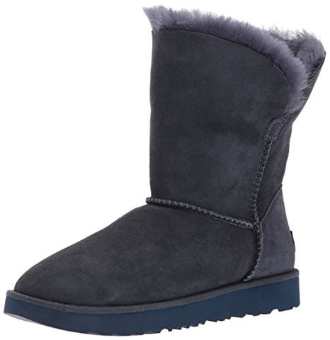 UGG Women's Classic Cuff Short Winter Boot - BLUENYLEDIRECT