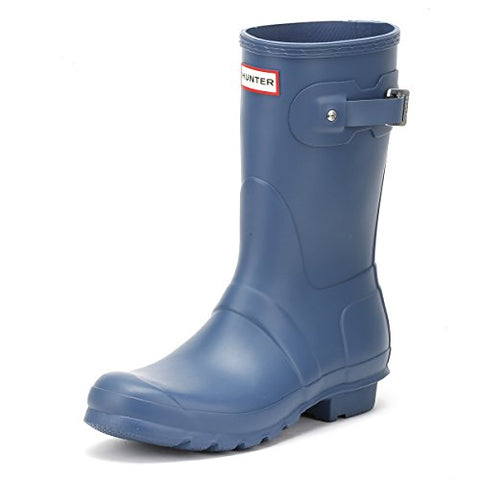Hunter Women's Original Short Rain Boot - BLUENYLEDIRECT