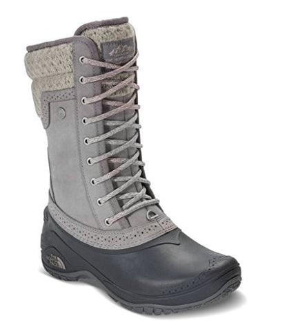 The North Face Womens Shellista II Mid Boot - BLUENYLEDIRECT