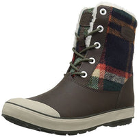 KEEN Women's Elsa Waterproof Winter Boot - BLUENYLEDIRECT