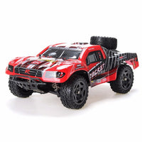 REMO 1/16 RC Short Course Truck Car Kit With Car Shell Without Electronic Parts - BLUENYLEDIRECT