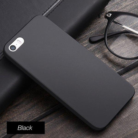 Cafele 0.4mm Micro Matte Anti Fingerprint PP Case For iPhone 5/5s/SE - BLUENYLEDIRECT