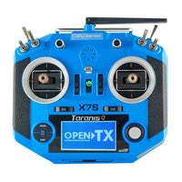 Frsky 2.4G 16CH ACCST Taranis Q X7S Transmitter Mode 2 M7 Gimbal Wireless Trainer Free Link App Bag - BLUENYLEDIRECT