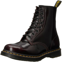 Dr. Martens Women's 1460 W 8 Eye Boot - BLUENYLEDIRECT