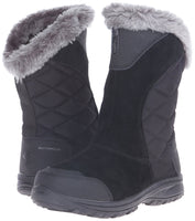 Columbia Women's Ice Maiden II Slip Winter Boot - BLUENYLEDIRECT