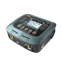 SkyRC Q200 QUATTRO AC/DC 2X100W 2X50W Lipo Battery Balance Charger Discharger - BLUENYLEDIRECT