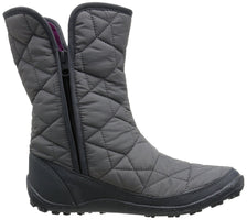 Columbia Women's Minx Slip Ii Omni-Heat Snow Boot - BLUENYLEDIRECT