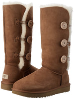 UGG Women's Bailey Button Triplet Ii Winter Boot - BLUENYLEDIRECT