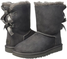 UGG Women's Bailey Bow Ii Winter Boot - BLUENYLEDIRECT