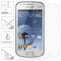 9H 2.5D Explosion-Proof Premium Tempered Glass Screen Protector for Samsung Galaxy S Duos GT S7562 S7560 - BLUENYLEDIRECT