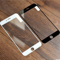 9H Hard Edge Tempered Glass For iPhone 6 6s Plus 5 5s Explosion-Proof Screen Protector - BLUENYLEDIRECT