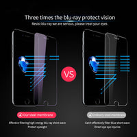 Tempered Glass For Apple iphone 6 6s Plus Screen Protector Anti Blue Light Clear 9H G - BLUENYLEDIRECT