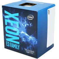 Xeon E3 1275 V5 4c Processor - BLUENYLEDIRECT