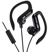 Sport Earclip With Mic Black - BLUENYLEDIRECT