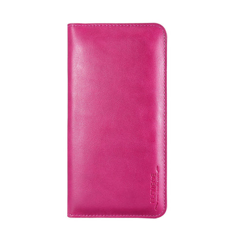 Brand Original 5.5 inch Universal Flip Leather Cases Mobile Phone Accessories For iPhone 7 5S 5 Case Cover Bag Pouch - BLUENYLEDIRECT