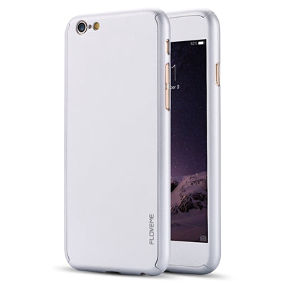 For iPhone 7 6 Case Luxury 360 Hard Cases For iPhone 7 Plus 6 6S Plus Glass Film Phone Cover For Samsung Galaxy S7 S6 - BLUENYLEDIRECT