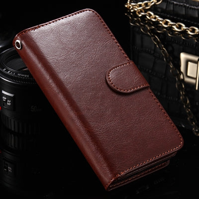 For iPhone 7 7 Plus 6 6S Plus PU Leather Wallet Case Detachable Card Slots Photo Frame Cover For Samsung Galaxy S7 Edge - BLUENYLEDIRECT