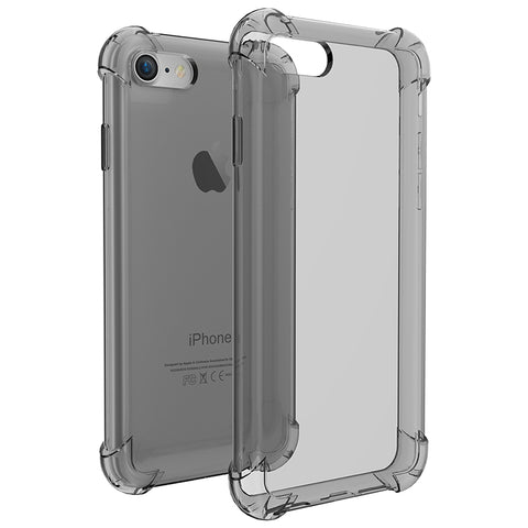 iPhone 7 Plus Case Luxury Shockproof Armor Cases For iPhone X iPhone 8 Plus Gasbag Clear Phone Accessories Cover - BLUENYLEDIRECT