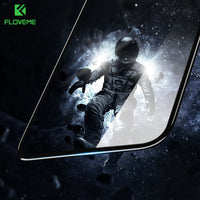For iPhone X Screen Protector 5.8 inch , 0.25mm 9H 3D Arc Protective Film For iPhone X 10 Tempered Glass Strength Tough - BLUENYLEDIRECT