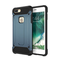 Men Armor Case For iPhone X 10 5.8 inch 2017 New Luxury Cover For iPhone 5S 5 SE 6 6S 7 Plus iPhone X Cases Accessories - BLUENYLEDIRECT