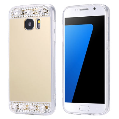 Mirror Cover Case For Samsung Galaxy S6 S7 Edge S8 Plus A5 A7 J5 J7 2016 For iPhone 6 6S Plus 5S SE For iPhone 7 Plus - BLUENYLEDIRECT