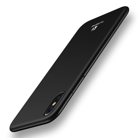 "Original For iPhone X 10 Case 5.8"" Luxury ,Ultra Thin Smooth PC Cover For Apple iPhone 8 7 Plus iPhoneX Case Accessories - BLUENYLEDIRECT"