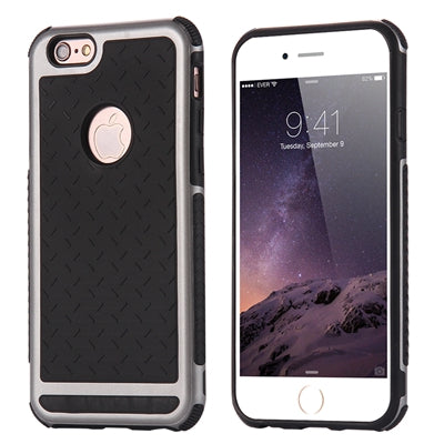 Soft TPU Hard Plastic Heavy Duty Armor Cover For iPhone 5 5S SE iPhone 7 6 6S Plus Slim Tough Hybrid Accessories Coque - BLUENYLEDIRECT