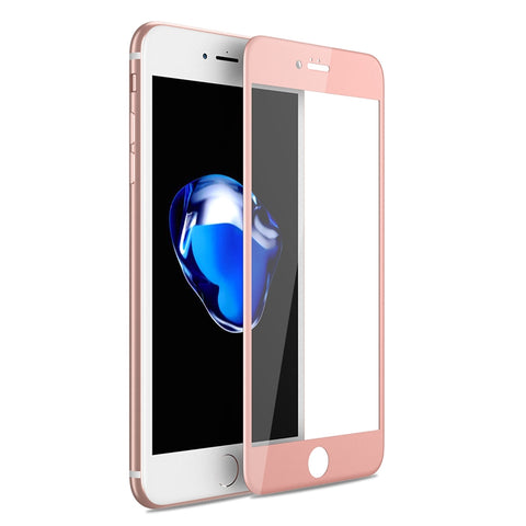 Tempered Glass For iPhone 7 6S 6 Plus 9H Anti-explosion Case Screen Protector For iPhone 6S 7 6 Film Phone Accessories - BLUENYLEDIRECT