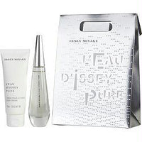 Issey Miyake Gift Set L'eau D'issey Pure By Issey Miyake - BLUENYLEDIRECT