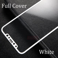 Matte Tempered Glass For iPhone X Screen Protector Oleophobic Coating No Fingerprint Frosted 9H Toughened Glass - BLUENYLEDIRECT