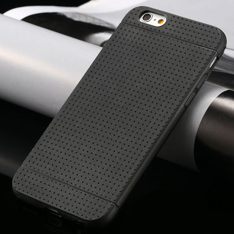 For iPhone 6 6S Plus For iPhone 7 Plus Case Luxury Ultra Thin Silicon TPU Soft Case For iPhone 6 6S Plus iPhone 7 Cover - BLUENYLEDIRECT