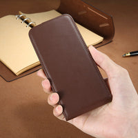 Luxury Leather Case For Apple iPhone 5 5S 5G SE Cover Vertical Flip For iPhone 7 6 6S Plus Mobile Phone Cases Accessory - BLUENYLEDIRECT