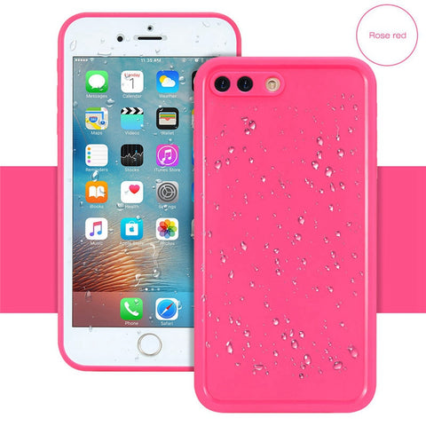 Waterproof Case For iPhone 7 6 6S iPhone 5S 5 SE Underwater Summer Swimming Diving Phone Bag For iPhone 7 6 Plus Cases - BLUENYLEDIRECT