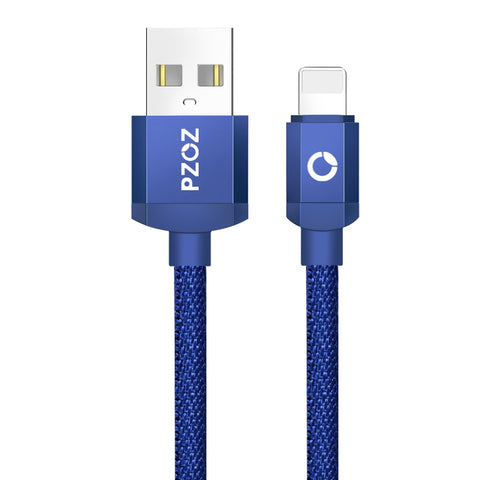 USB Cable 2.1A Fast Charger  For iphone 8 7 6 6s plus iphone 5 5s 5c SE ipad air ipod Mobile Phone Cables X - BLUENYLEDIRECT